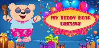 Приложения в Google Play – My Teddy Bear Dress Up