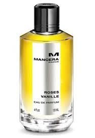 Духи <b>Mancera Roses Vanille</b> женские — отзывы и описание ...