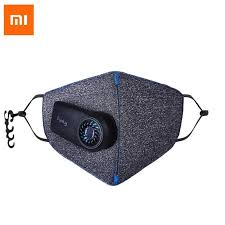 Xiaomi Purely <b>Anti</b>-Pollution Air Mask with PM2.5 550mAh ...