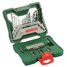 <b>Набор оснастки BOSCH</b> X-Line 33 предмета купить по цене 999 ...