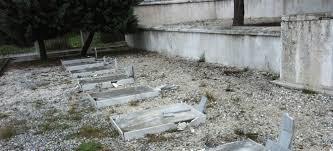 Νότα διαμαρτυρίας στα Σκόπια για τη βεβήλωση του ελληνικού στρατιωτικού νεκροταφείου