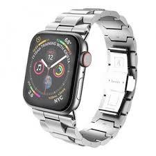 <b>W.O.L.T.</b> Силиконовый <b>браслет</b> для Apple Watch 38/40mm ...