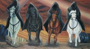 Image result for the 4 horsemen of the apocalypse