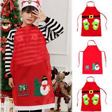 <b>Christmas Decoration</b> Santa Claus <b>Apron</b> Kitchen <b>Aprons</b> Dinner ...