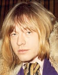 On 2nd July 1969, Brian Jones, the multi-instrumental founder of The Rolling Stones was found dead in the swimming pool of his Cotchford Farm home. - jones