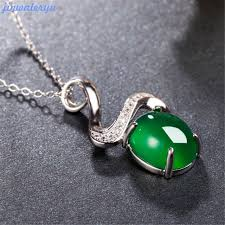 2018 new 925 sterling silver jewelry chain pendant necklace fashion jewelry i love music necklaces pendants for fine