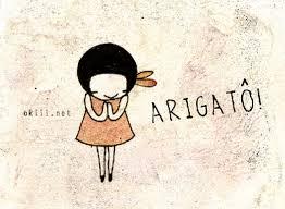 Resultado de imagen de arigato