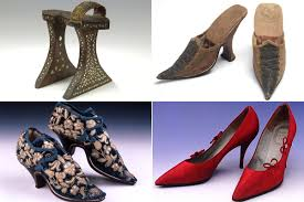 The history of high heels — from Venice prostitutes to stilettos | <b>New</b> ...