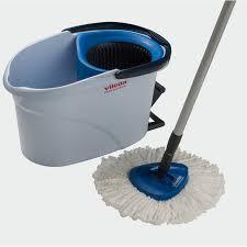 <b>Комплект для уборки</b> Vileda УльтраСпин Мини 158010 голубой ...