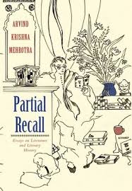 partial recall essays on literature and literary history by