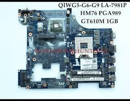High quality <b>QIWG5</b> G6 G9 <b>LA 7981P for Lenovo</b> Ideapad G580 ...
