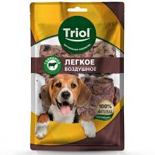 """<b>Triol легкое говяжье</b> """"воздушное"""" для собак"""