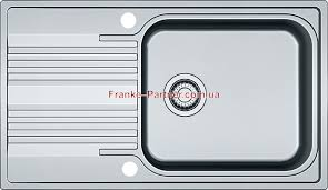Кухонная <b>мойка Franke</b> Smart SRX <b>611</b>-86 XL (101.0456.705 ...