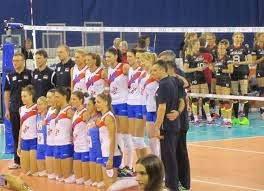 Serbia women's national volleyball team