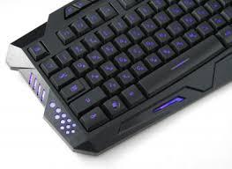 <b>Клавиатура Gembird KB-G11L</b> USB, Black проводная, USB • для ...