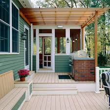 Outdoor Deck Design Ideas multi level deck design ideas pictures remodel and decor page 5