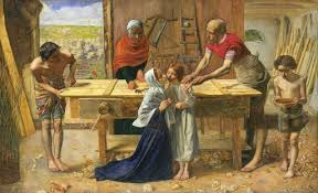 Christ in the House of His Parents (`The <b>Carpenter's</b> Shop') - Sir ...