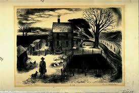 engl        Historical Context of Barn Burning