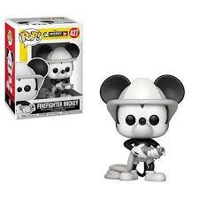 <b>Funko Pop</b> Disney 90th - <b>Firefighter Mickey</b> Collectible Figure for ...
