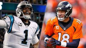 Image result for super bowl  50 cam and peyton