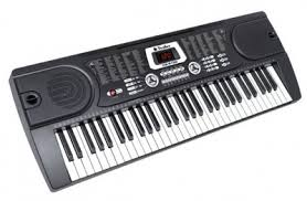 <b>Синтезатор Tesler KB-6130</b> корпус компактный; клавиши - 61 ...