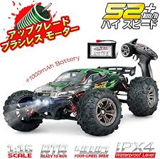 Amazon.co.jp: Hosim Off-Road <b>RC Car</b>, For Kids, <b>1/16</b> Toy, 4wd ...
