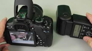 How to Use <b>Canon</b> Off Camera <b>Wireless</b> TTL Flash System - YouTube