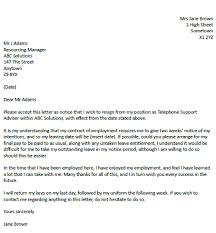 resignation letter example   two weeks notice   resignletter orgresignation letter   two weeks notice