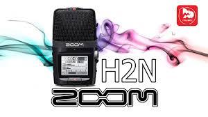 <b>ZOOM H2N</b> - портастудия, <b>диктофон</b>, USB микрофон, плеер и ...