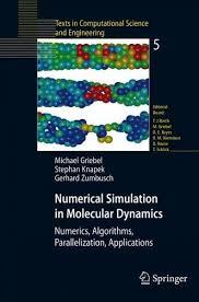 Numerical Simulation in Molecular Dynamics  Numerics  Algorithms  Parallelization  Applications Pinterest