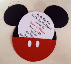 mickey mouse head template for invitations ctsfashion com best photos of mickey mouse invitation template mickey mouse