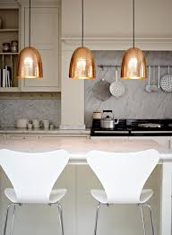 Light Pendants Kitchen 20 Examples Of Copper Pendant Lighting For Your Home