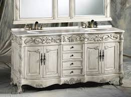 traditional style antique white bathroom: marvellous inspiration ideas antique white bathroom mirror