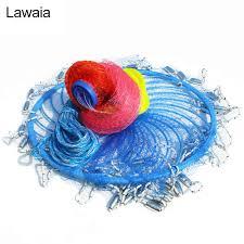<b>Lawaia Fly Fishing</b> Net Hand Cast Net Five Colored Fishing Nets ...