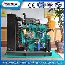 <b>China</b> Weichai Engine R6105azld <b>110kw</b> / 150HP for Generator Set ...