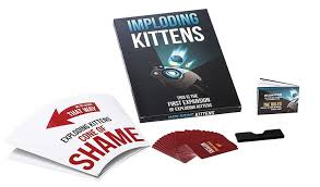 Join in on more <b>Exploding Kittens</b> action with the <b>Imploding Kittens</b> ...