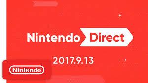 Nintendo Direct 9.13.2017 - YouTube