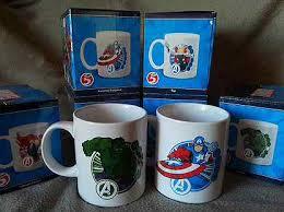 Кружка Paladone Captain <b>Marvel</b> Goose