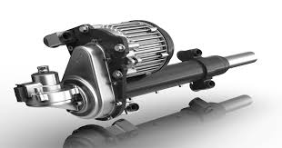 ZF Presents the World's First Prototype of an Electric <b>Steering</b> ...