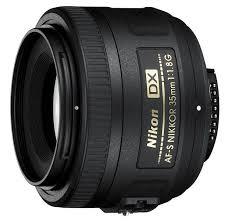Купить <b>Объектив NIKON</b> 35mm f/1.8 <b>AF</b>-<b>S</b> DX <b>Nikkor</b> в интернет ...