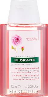 <b>Klorane Soothing</b> Shampoo with Peony Extract - Шампунь с ...