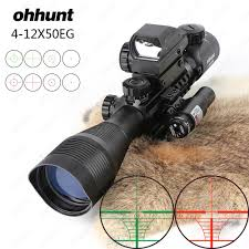 Rifle Scope – <b>ohhunt</b>