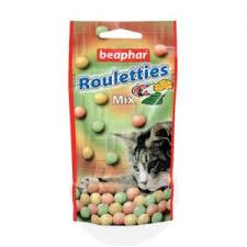 <b>Лакомство</b> для кошек <b>Beaphar</b> (Беафар) шарики <b>Mix</b> - купить по ...