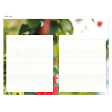 indigo my essay photography undated daily diary planner   fallindesign undefined