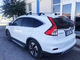 (а) Багажник в <b>штатные</b> места на <b>рейлингах</b> HONDA CR-V SUV ...