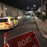 Police incident continues as man remains on roof for 20 hours