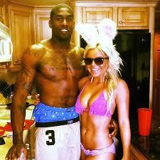 Playboy Model Denies She     s Dating Dallas Cowboys Quarterback People
