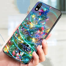 2020 <b>New Year Christmas Silicone</b> phone case for Xiaomi Redmi ...