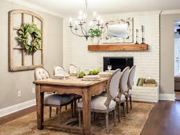Hgtv Dining Room Designs 1000 Images About Dining Room On Pinterest Mantels Country