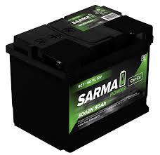 "АКБ 6СТ- 60 ""SARMApower"" п.п. / SARMApower / <b>SARMA</b> / Бренды ..."